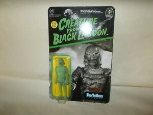 """ReAction """"Creature From The Black Lagoon"""" GITD Super7 NYCC 2016 *Unpunched"""