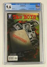 """THE BOYS #2 DC Wildstorm 2006 CGC 9.6 1st Appearance of """"The Female"""""""