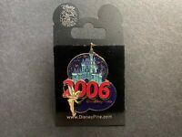 WDW - 2006 Cinderella's Castle Collection Tinker Bell 3D Disney Pin 43623