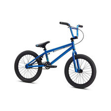 "Hoffman Bikes 18"" Imprint BMX Bike Blue"