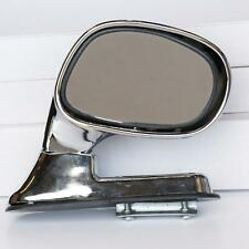 wing mirror Fender Chrome Universal Right Driver side arm car