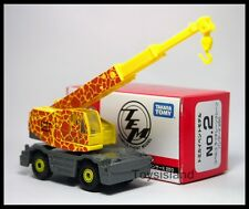 TOMICA EVENT MODEL #2 KOBELCO ROUGH TERRAIN CRANE PANTHER-X 250 Tomy 2015 NEW