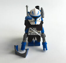 LEGO STAR WARS-Custom 501. Clone Captain Rex + Top LEGO & Custom Equipment