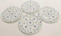 "Myott Finlandia Fine Staffordshire Ware England Dinner Plates 9 7/8"" - Lot of 4"