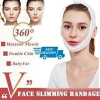 V-Shape Face Lift Fashionable Face-Lift Slimming Cheek Face Lift Bandage L9H0