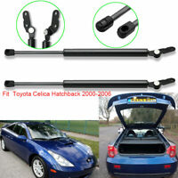 For Toyota Celica Hatchbacks 2000-2006 Vehicle Tailgates Gas Struts Trunks 2PCS