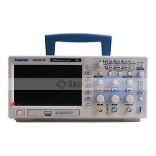 Hantek DSO5072P Digital Oszilloskope 70MHz 2CH 1GS/s 7'' TFT LCD USB Scope