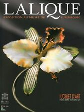 René Lalique : Jewels Exhibition at the Paris Museum