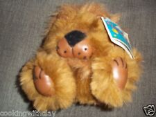 NEW PLUSH DOLL FIGURE CHILDREN'S BOOK CHARACTER FUZZLINS LUDWIG LION TOY