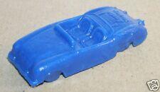 Raro Mini Impala Ho 1/87 Fabricado Mexico Austin Healey Azul Oscuro