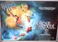 Cinema Poster: CIRQUE DU SOLEIL WORLDS AWAY 2013 (Main Quad) Erica Linz