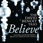 NEW Believe (Feat. Jane Monheit & The All American Boys Chorus) (Audio CD)