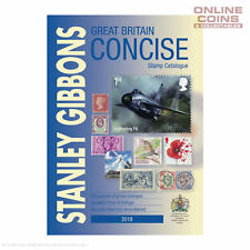 The Great Britain Concise Catalogue by Hugh Jefferies 9781911304210