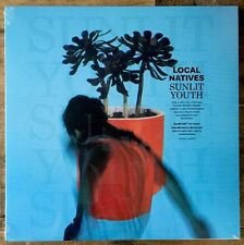 Local Natives - Sunlit Youth LP [Vinyl New] Album + Download & Extras