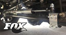2007-2018 Jeep Wrangler JK FOX 2.0 IFP Dual Steering Stabilizer for Lift Kits