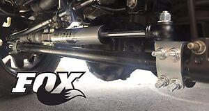 2007-2018 Jeep Wrangler JK FOX 2.0 IFP Dual Steering Stabilizer for Lift Kits