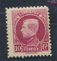 Belgien 184 mit Falz 1922 Albert (7202855