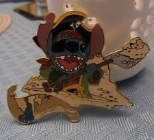 Disney Auctions - Stitch Pirate Adventure (Digging) LE 100 Disney Pin
