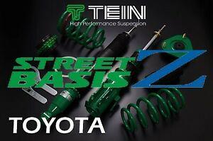 Tein Street Basis Z - Fits Toyota Supra JZA80