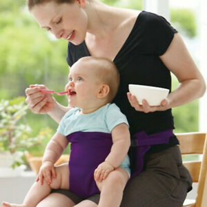 Baby Dining Chair Safety Belt Portable Seat Harness baby Booster Seat  IJ W J H8