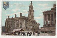 Sessions House Preston 1905 Postcard Lancashire 719b
