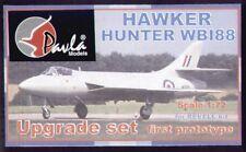 Pavla 1/72 Hawker Hunter first prototype conversion for Revell # U72068