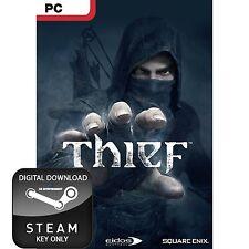 THIEF PC AND MAC STEAM KEY