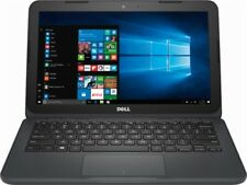 "NEW DELL Inspiron i3180 11.6"" Laptop AMD A6/Radeon R4/4GB RAM/32GB eMMC Gray NIB"