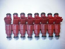 Set of Eight (8) Flow Matched Refurbished OEM Fuel Injectors # 0280155934