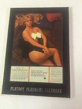 Original Vintage 1969 Playboy DESK CALENDAR Gwen Wong De De Lind !! RARE!