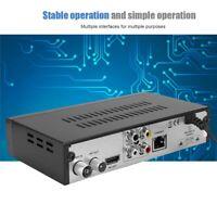 Ricevitore TV set-top box digitale Smart HD 100-240v DVB-T2 dell'interfaccia 3D