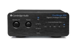 Cambridge Audio DACMagic 100 - Digital to Analogue Converter