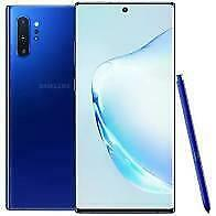 Samsung Galaxy Note10+ SM-N975U - 256GB - Aura Blue (Unlocked) *Brand New in Box