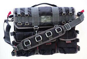 Oakley Tactical SI Field Gear Bag Dexter Bag Laptop Bag Fantastic Condition