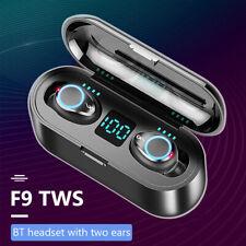 Mini In-Ear TWS Kopfhörer Bluetooth 5.0 Kabellos Ohrhörer Stereo Headset Ladebox