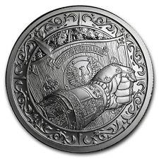 Destiny Coin 3 - The Shield 2 oz .999 Silver BU Round USA Made Coin IN STOCK!!