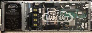 EXTREMELY RARE World of Warcraft Retired Server Blade - Zenedar - EUROPE