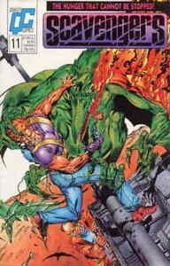 Scavengers (Fleetway/Quality) #11 FN; Fleetway Quality | save on shipping - deta