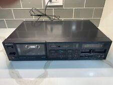 Sony Stereo Cassette Deck TC-FX210