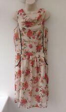 Polyester Cowl Neck Sundresses Plus Size Dresses for Women