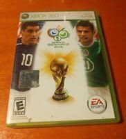 2006 FIFA World Cup Microsoft Xbox 360 EA Sports Electronic Arts