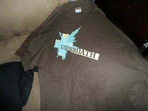 UNDEROATH - Stop Saying That We're Invincible T-shirt ~Never Worn~ XL