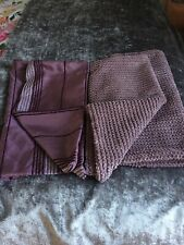 Cushion covers x 4...purple