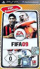 Playstation Sony PSP FIFA 09 * FUSSBALL * DEUTSCH *NEU