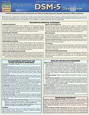 Dsm-5 Overview by Inc. BarCharts (2014, Book, Other)