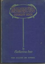 Homepride Cookery Book Catherine Ives vintage advert food