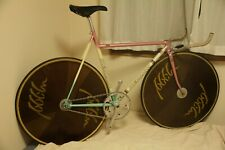 Rare Takhion Temp Belarus National Team Track Bike USSR Fluidisk
