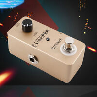 EE_ LN_ 5-MINUTES RECORDING UNCOMPRESSED MUSIC LOOPER ELECTRIC GUITAR EFFECT PED