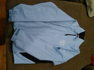 Footjoy dryjoys Women's H2O Resistant Wind Jacket M Harmon Brothers golf School