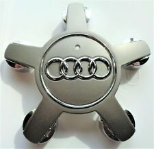AUDI WHEEL CENTER HUB CAP A3 A4 A5 A6 A7 A8 TT QUATTRO A1 Q3 Q5 4F0601165N - NEW